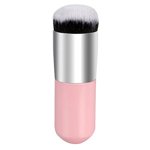Contever® Lollipop Grand Ronde Buffer Head Brosse Teint Poudre Correcteur Professionel Maquillage Cosmétique Pinceaux Plump crème BB Outils - Style 3