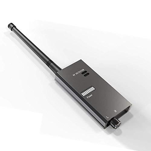XCUGK Anti-Spy RF Detektor Wireless Bug Detector Signal Für Versteckte Kamera Objektiv GSM Hörgerät Gerät Finder Radar Radio Scanner Wireless Signal Alarm (Spy Bewegungs-detektor-kamera)