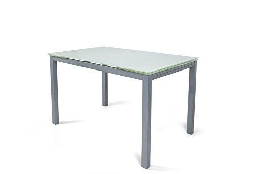 Trendyitalia 00791 tavolo allungabile 120/180 bianco