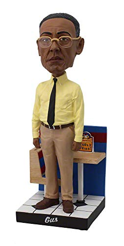 Better Call Saul Gus 8-Inch Resin Bobblehead