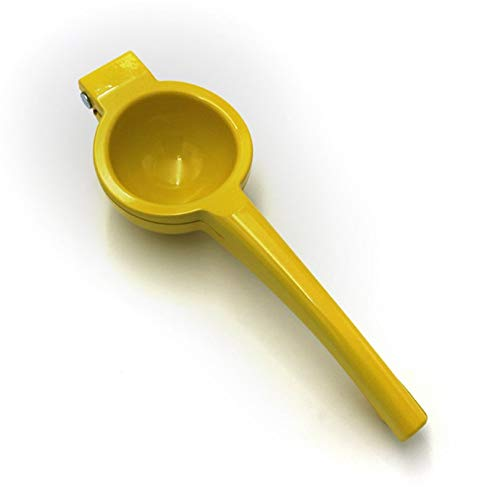 Appearancees Exprimidor manual de frutas, de aleación de aluminio, exprimidor de limón, cítrico...
