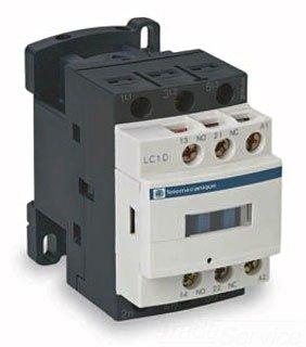 Schneider Electric leistungsschütze 600-vac 25-amp IEC Plus Optionen LC1D25P7Tank Mount Reduzierstück -