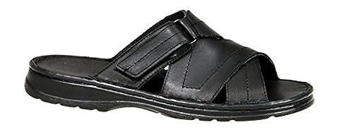Une Forme Orthopedique Chaussures Pour Homme Confortable En Cuir De