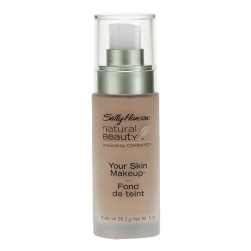 Sally Hansen Natural Beauty Your Skin Makeup, Inspired By Carmindy, Golden Beige #1000-40.