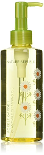 Nature Republic Forest Garden Cleansing Oil, Chamomile, 200ml / 6.76 fl.oz. (Skinfood Bb Cream)