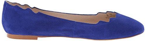 Sam Edelman Augusta Daim Chaussure Plate blue