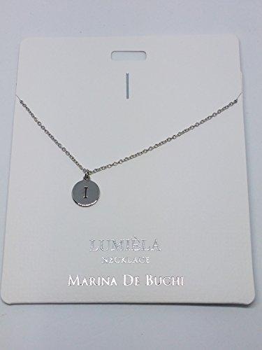 alskette Marina de Buchi Silber Farbe von Sterling effectz ()