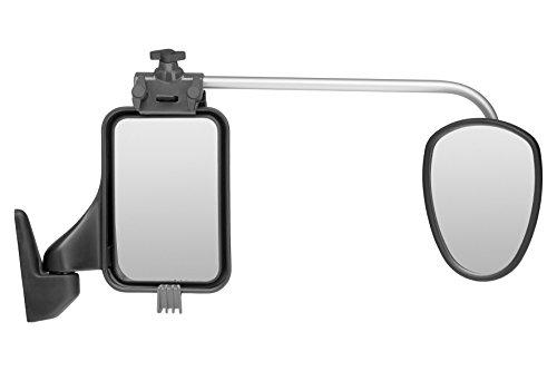 Repusel 3003 Caravanspiegel Alufor, Konvex Glas, Arm lang (Pro Paar), Anzahl 2