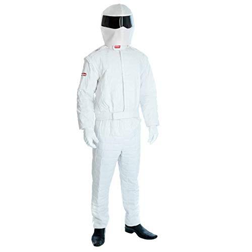Fun Shack Komplettes Rennfahrer-Kostüm für Herren