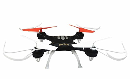 Drone Quadcopter with 360 Degree 6 Axis Gyro Stabilization 2.4 GHz Remote Control Operated