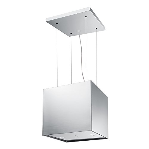 Franke 920747 - Campana (450 m³/h, 75 Db, Colgante, LED, Acero inoxidable,...
