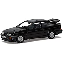 CorgiVA11705 Ford Sierra RS500 Cosworth, color negro