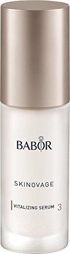BABOR SKINOVAGE Vitalizing Serum, belebende Gesichtspflege für fahle und trockene Haut,...