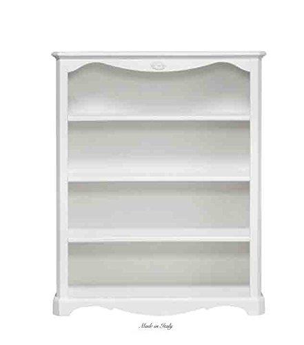 Libreria bassa in legno L'ARTE DI NACCHI disponibile in diverse rifiniture 4990/GB