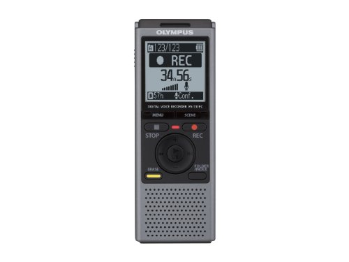 olympus-vn-731pc-digital-voice-recorder-with-2gb-flash-memory-wma-gun-metal-grey