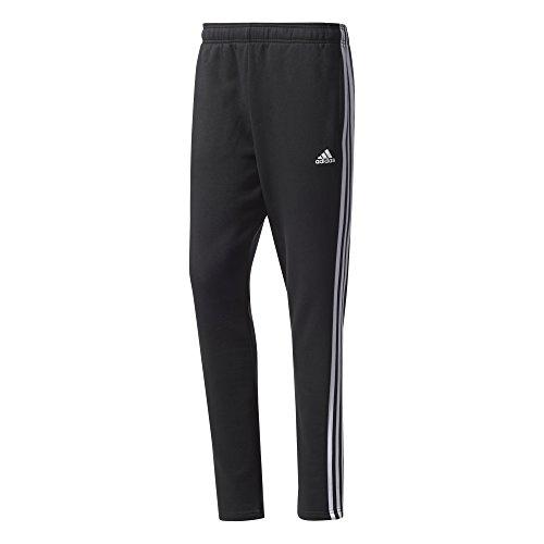 adidas ESS 3S S Pnt FL Pantalones, Hombre, Negro, L