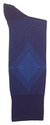 Hugo Boss -  Calze sportive  - Uomo Blu (Blu scuro e 401)