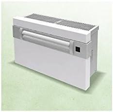 Aire acondicionado monobloque con bomba de calor y intercambiador de agua integrado–fintek invise H2O