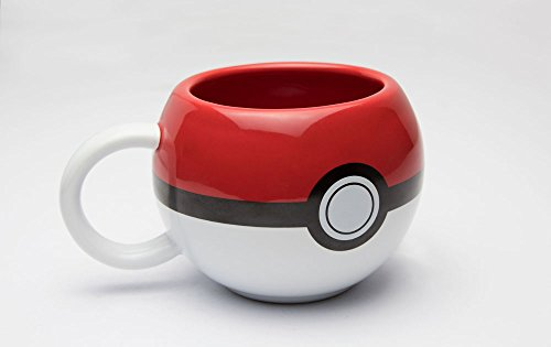GB eye GB eyetabgby054 Pokemon Poke Ball en forma de 3d taza