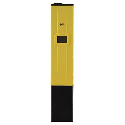 Testeur de pH-metre numerique + 2 sachets d'etalonnage