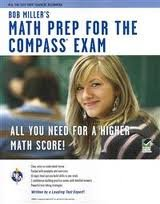 COMPASS Exam- Bob Miller's Math Prep (REA) (Accuplacer & COMPASS Test Preparation) 1st (first) edition