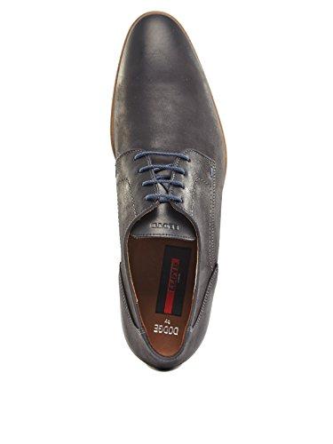LLOYD DODGE 1504000 hommes Chaussures à lacets Bleu