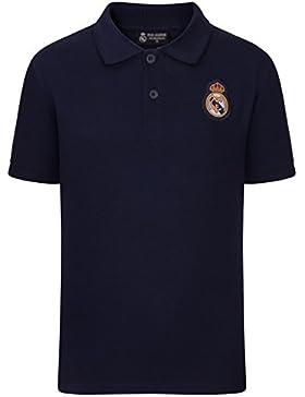 Real Madrid Polo Oficial para Ni