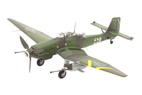 Italeri 510002722 - 1:48 JU 87 G-2 Kanonenvogel