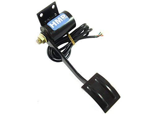 Price comparison product image Hmparts Electric Foot Gas Pedal - Hallgeber 12- 48 V - Typ3 - E-Car / E-Cart