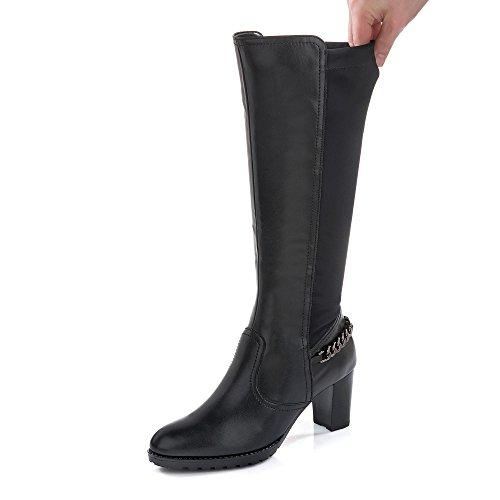Jenny Damen San Vito-St Kurzschaft Stiefel Schwarz (schwarz 71)