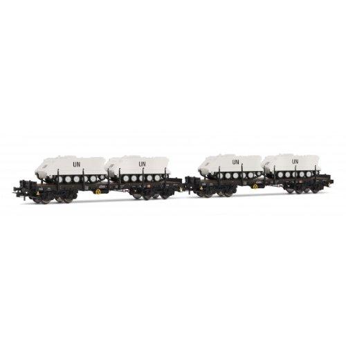 Rivarossi - Vagón para modelismo ferroviario H0 Escala 1:87 (HR6207)
