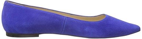 Tommy Hilfiger A1285lanna 4b, Ballerines femme Bleu - Blau (DAZZLING BLUE 407)