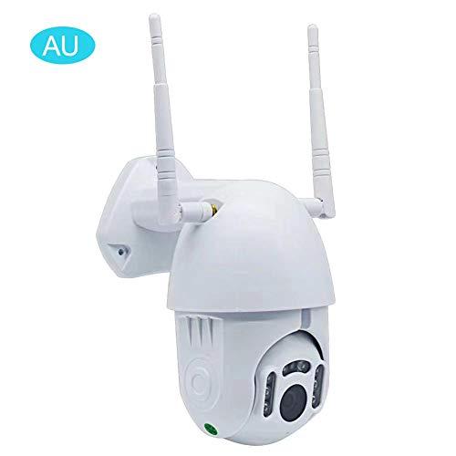 iYoung Babyphone, IP-Kamera WiFi-Kamera Babyphone Innenüberwachungskamera mit Nachtsicht-Bewegungserkennung Zwei-Wege-Audio-Hausüberwachungssystem für Baby- / Haustier- / Kindermädchen-Monitor