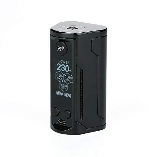 Wismec RX GEN3 300W TC Mod Akkuträger Farbe Schwarz