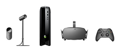 Oculus Rift + Alienware Oculus Ready X51 R3 i5 8GB Desktop PC Bundle(US  Version, Imported)