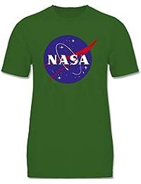 TRVPPY Damen Tank Top Shirt Modell Nasa USA Astronaut Mond Apollo Größe XS-XXL