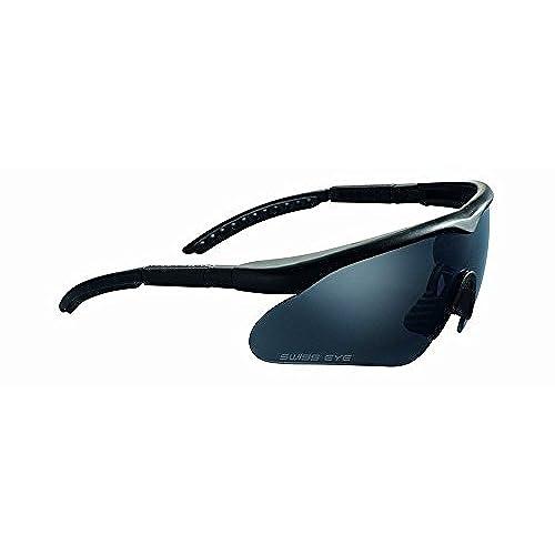 Mil-Tec Sportbrille, Schwarz, 15, 5cm x 6, 8cm x 5, 5cm, 15620000