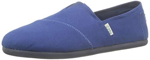 PAEZ Classic Block Color, Alpargatas para Hombre, Azul Azul 316, 42 EU