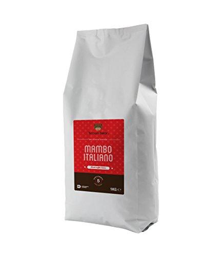 Brown Bear Mambo Italiano Dark Roast Whole Bean Coffee