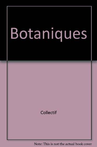 BOTANIQUE par Collectif