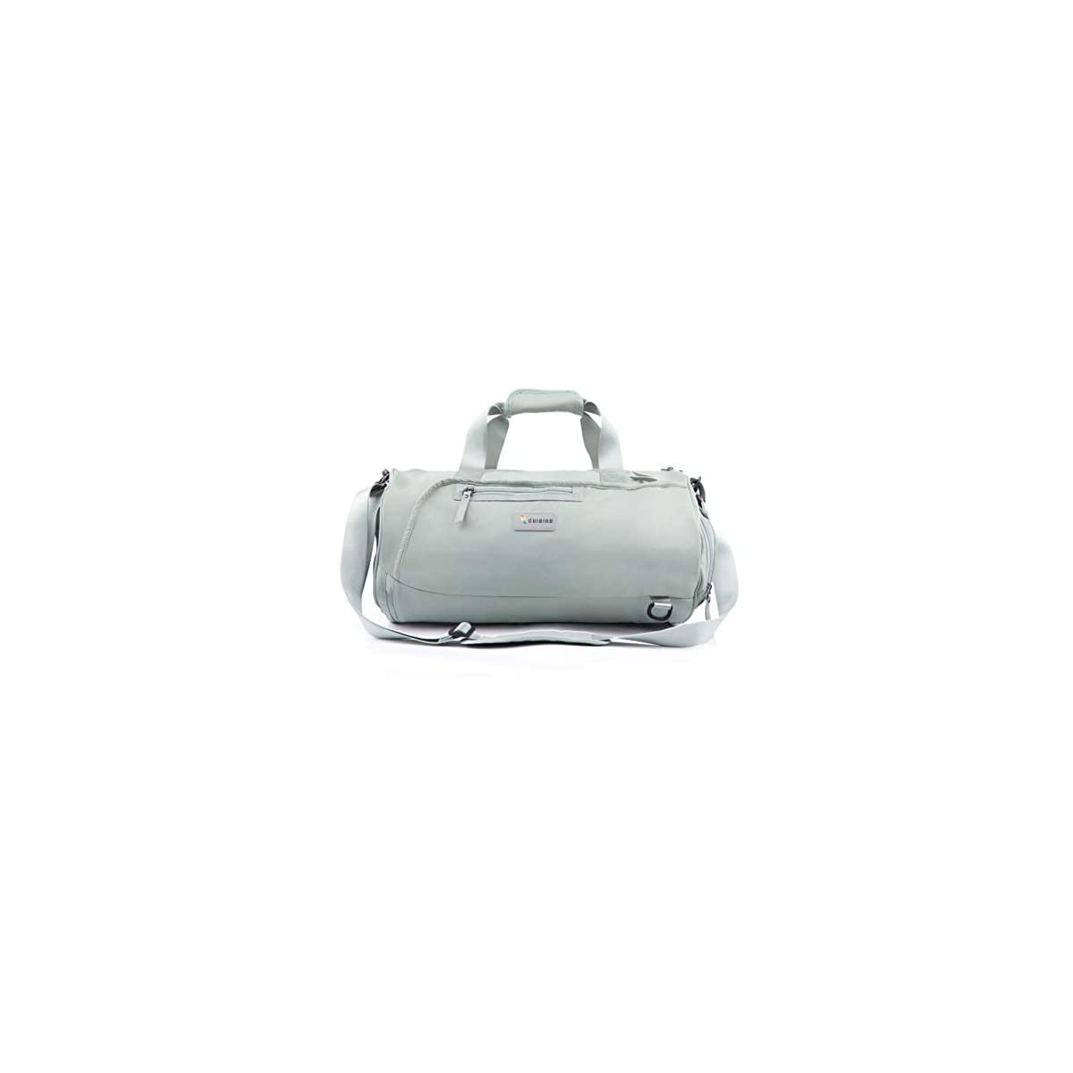 31OqkRz4oxL. SS1200  - Maod - Bolsa de Deporte para Hombre y Mujer, Impermeable, Bolsa de Viaje con Correa para el Hombro y Compartimento para Zapatos