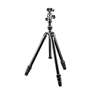Gitzo GK1545T-82TQD Traveler Tripod and Head Kit for Camera
