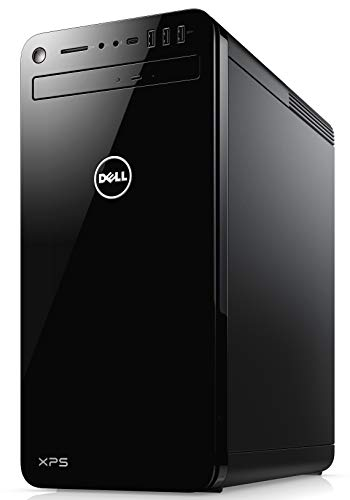Dell XPS 8000 Gaming Desktop PC (Black) - (Intel Core i7-9700, 8 GB RAM, 512 GB SSD + 1 TB HDD, Nvidia GTX 1660 Ti 6 GB GDDR6, Windows 10) Best Price and Cheapest