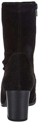 Gabor Basic, Stivali Donna Nero (17 Schwarz Textile)