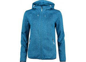 High Colorado Rax - Gr. 44 - Damen Fleecejacke Strickfleece - 131724-5839
