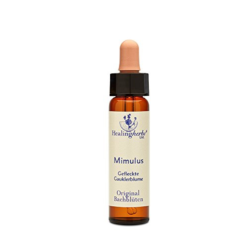 BACHBLUETEN Mimulus Healing Herbs Tropfen von DOROTHEE LEITNER