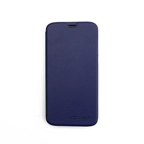 Guran® PU Leder Tasche Etui für Doogee X9 PRO Smartphone Flip Cover Stand Hülle Case-Dunkelblau
