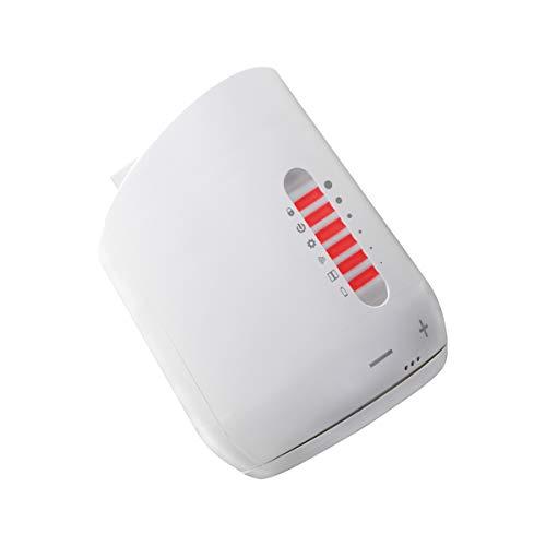 Eurotronic GENIUS BLE 100 Bluetooth Heizkörperthermostat, bis 30 % Heizkosten sparen, per App steuerbar, Heizungsthermostat inkl. Adapter + Batterien, Smarthome-Zubehör