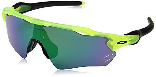Ray-Ban Herren 0OJ9001 Sonnenbrille, Schwarz (Matte Uranium), 40