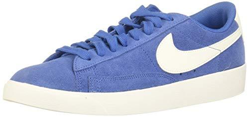 Nike Damen W Blazer Low Sd Sneakers, Mehrfarbig (Mountain Blue Sail 001), 40 EU -